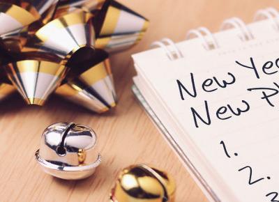 Postanowienia noworoczne: co zrobić, by udało się ich dotrzymać?