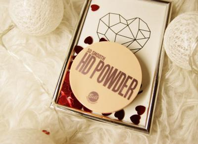 Wygładzajacy puder So Smooth HD Powder z Bell