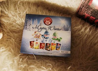 Magic Winter z Teekanne