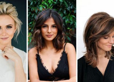 Fryzury zwiększające objętość włosów