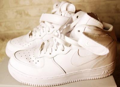 Nike Air Force 1 - klasyka, która zawsze jest w modzie