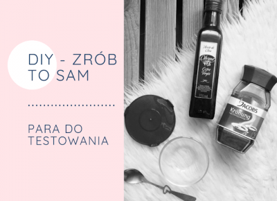 Para do testowania: DIY - ZRÓB TO SAM (Kawowy peeling do ust)