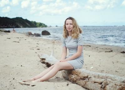 Malwina || Sesja zdjęciowa nad morzem - PARALUME PHOTOS