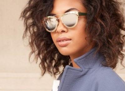 Jak dobrać okulary przeciwsłoneczne do typu urody, trendy 2018.