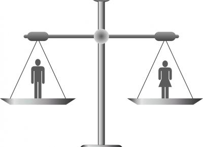 Niższy status społeczny kobiet w stosunku do mężczyzn.