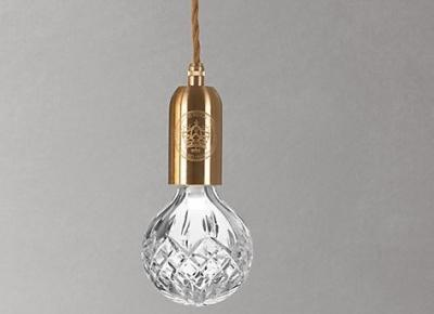 "Lampy: ""Crystal Bulb"""