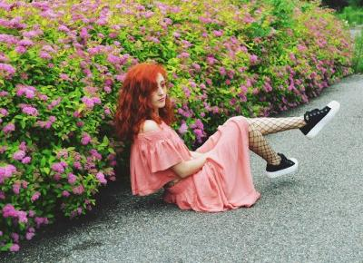 ARII COCO: Pink think
