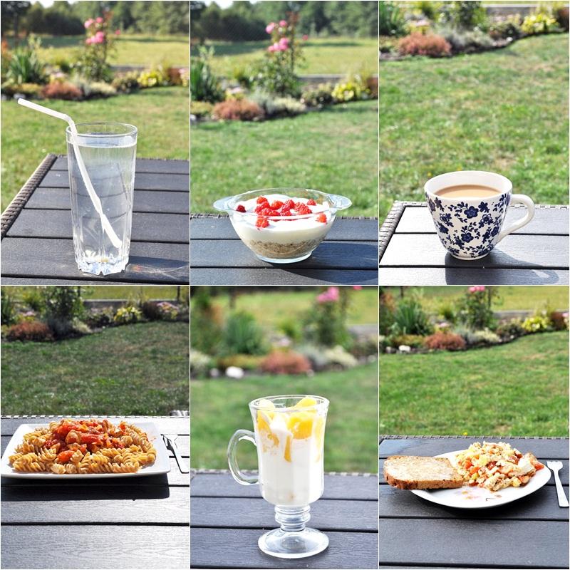 pathy: FOOD BOOK, czyli co jem w ciągu dnia   przepis na pyszny i zdrowy SOS POMIDOROWY