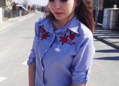 patk4: Blue shirt