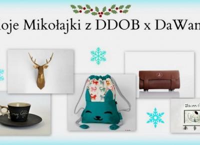 Patkove: Niezwykłe Mikołajki z DDOB x DaWanda