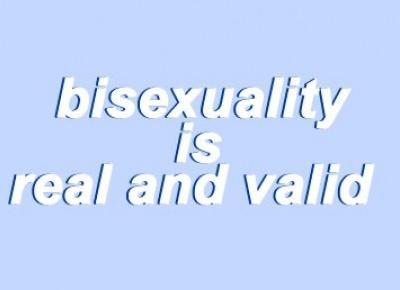 Świat oczami osoby bisexualnej i aromantycznej
