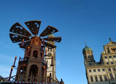 Augsburg - Travelistka