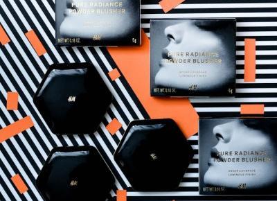 SpradaMakeup - blog o urodzie | [RECENZJA] H&M PURE RADANCE POWDER BLUSHER: CAMEO PNK, WARM DESERT, TAUPE BROWN | HIT👍👍👍