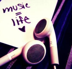 Rutyna życia w kilku słowach ♥: Ulubione piosenki #2