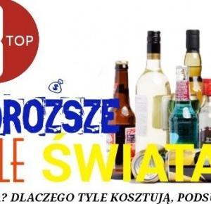 Lifestyle By Patryk Witczuk: TOP8 - Najdroższe alkohole na świecie
