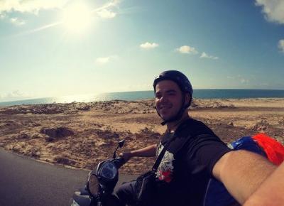 Lifestyle By Patryk Witczuk: O zwariowanym podróżowaniu, czyli Fazowski w akcji