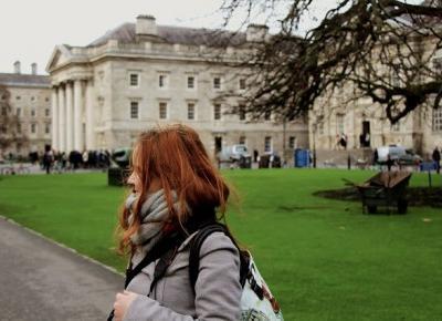 Trinity College Dublin PL|EN | Najlepszy czas na działanie jest teraz ! ~ Mark Fisher