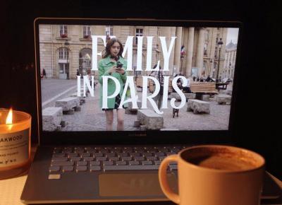 An American discovers the capital of love: 'Emily in Paris' PL|EN | Najlepszy czas na działanie jest teraz ! ~ Mark Fisher