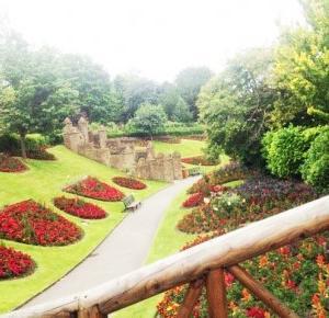 Najlepszy czas na działanie jest teraz ! ~ Mark Fisher: Guildford Castle