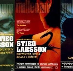 RECENZJA: Trylogia Millennium — Stieg Larsson.