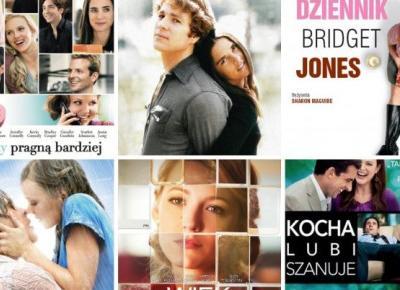 14 najlepszych filmów romantycznych na Netflix!!!