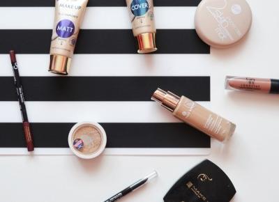 Tanie i dobre kosmetyki do makijażu | Teoria Kobiety