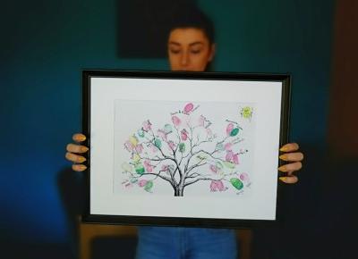 Kreatywna księga gości na weselu | Teoria Kobiety