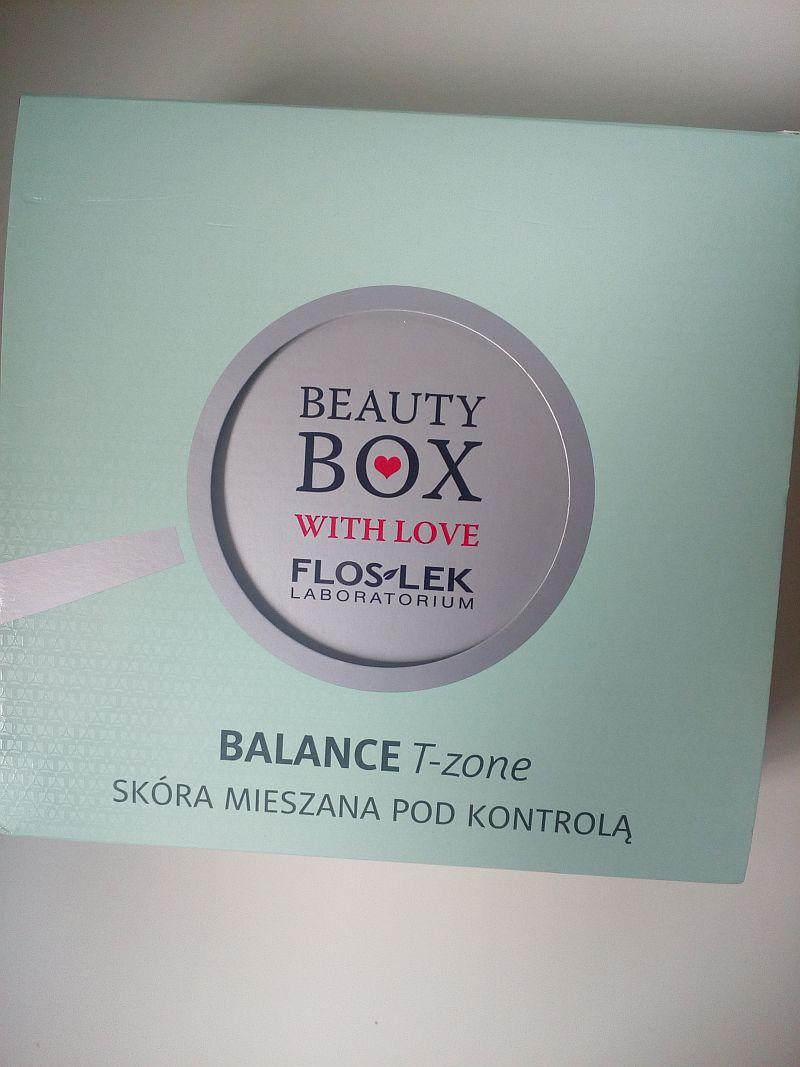 Testowanie z pa2ul: Testowanie z Only You | Floslek, T-balance | Beauty box with you