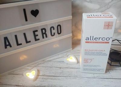 Testowanie z pa2ul: Allerco. Balsam do ciała.