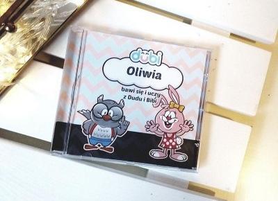 Testowanie z pa2ul: Personalizowana płyta z piosenkami dla twojego dziecka | DUBI