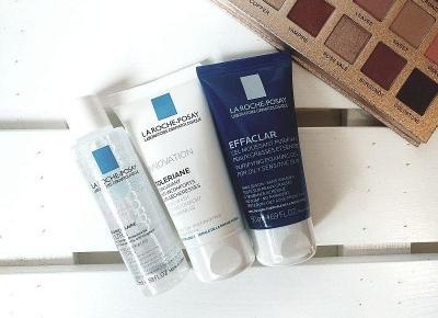 Testowanie z pa2ul: Kosmetyki do twarzy La Roche-Posay | Olmed