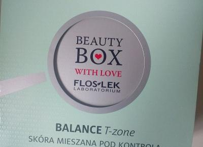 Testowanie z pa2ul: Testowanie z Only You | Floslek, T-balance | Beauty box with you