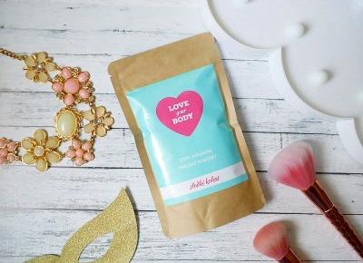 Testowanie z pa2ul: Peeling LOVE YOUR BODY: słodki kokos.