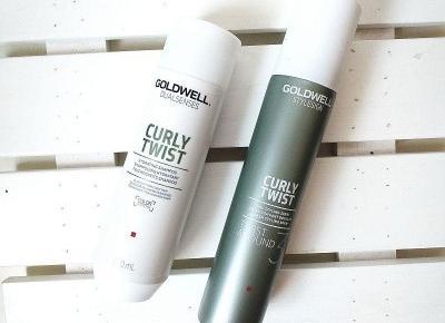 Testowanie z pa2ul: Kosmetyki do włosów kręconych | Goldwell