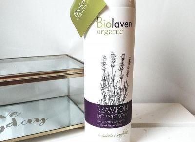 Testowanie z pa2ul: Wzmacniająco-wygładzający szampon do włosów | Biolaven