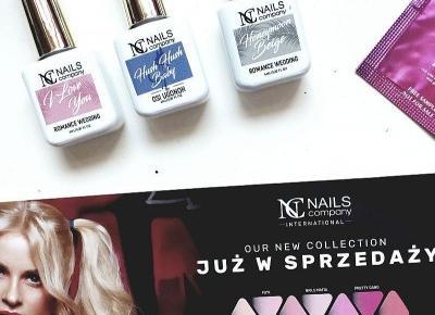 Testowanie z pa2ul: Nowe kolekcje lakierów hybrydowych DOLLS TEAM & Romance Wedding | NC Nails Company