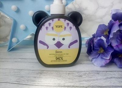 Testowanie z pa2ul: Naturalne mydło do rąk dla dzieci - jaśmin | Yope
