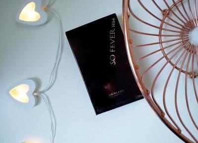 Testowanie z pa2ul: Woda perfumowana So Fever Him | Oriflame