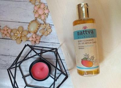 Testowanie z pa2ul: Żel do mycia ciała o zapachu mango | SATTVA Ayurveda