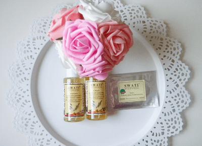 Testowanie z pa2ul: Testuję z Bombay Bazaar. swati szampon i olejek przeciwłupieżowy - recenzja.