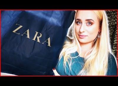 ZARA: HAUL I MIERZYMY! 🛍 + ZARA BABY HAUL