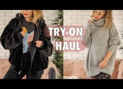 TRY-ON HAUL | JESIEŃ 2018