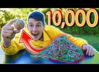 KAUCZUK Z 10,000 GUMEK RECEPTUREK!!!