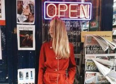 Piżamy do noszenia na co dzień – trend, na punkcie którego oszalał Instagram - Elle.pl - trendy jesień zima 2018: modne fryzury, buty, manicure