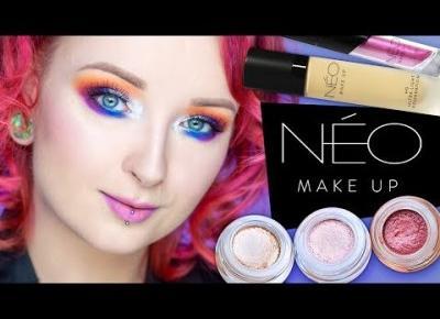 Pod lupą: NEO MAKE UP - nowa POLSKA marka kosmetyczna