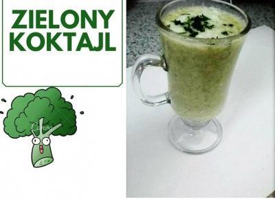 Zielone Koktajle | healthy_lifestyle