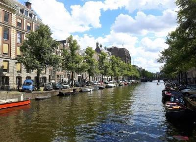 EuroTrip 2017 - AMSTERDAM  | Paulina Motyka