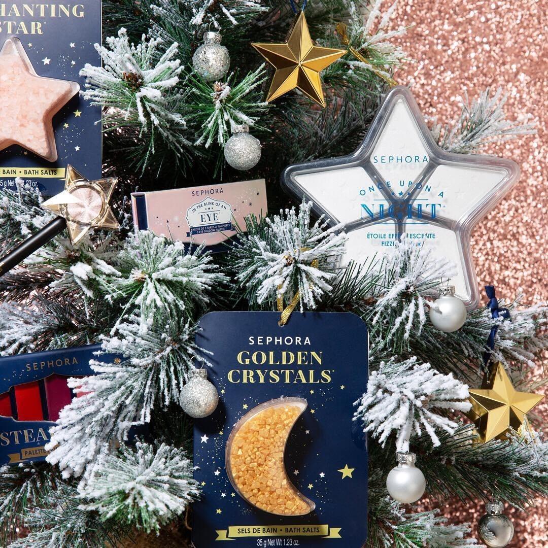 Niedrogie świąteczne upominki z Sephory