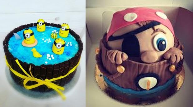 Najfajniejsze torty