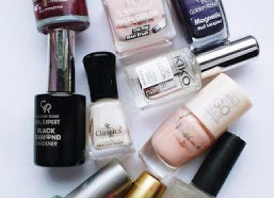Najlepszy top i odżywka do paznokci | PAULINOOWO